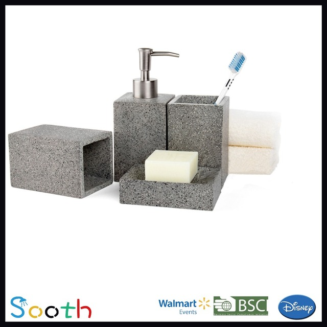 natural stone ceramic bathroom accessory set price bathroom accessories
