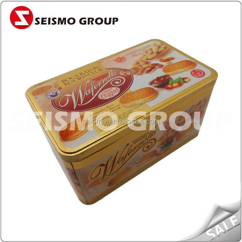tin box for lunch shoe polish packaging tin box