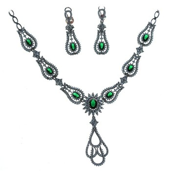 2016 fascinating factory direct jewelry set vase pattern