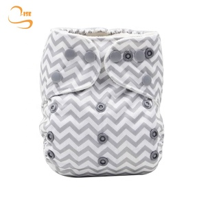 reusable organic washable cloth diapers for baby
