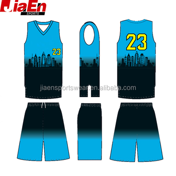 eafbfd1c53fb free design college mens basketball uniform made in china latest basketball  jersey uniform design color blue