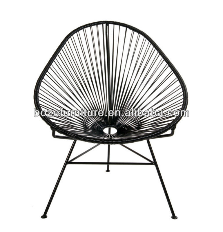 Rattan Acapulco Chair,Vintage Retro Saucer Chair,Leisure Patio Furniture  Chair   Buy Acapulco Chair,Retro Saucer Chair,Leisure Patio Chair Product  On ...