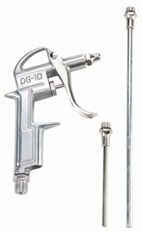 Central Pneumatic 4 Piece Air Blow Gun Set