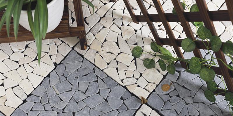 Materiale da costruzione prezzo basso piastrelle per pavimenti