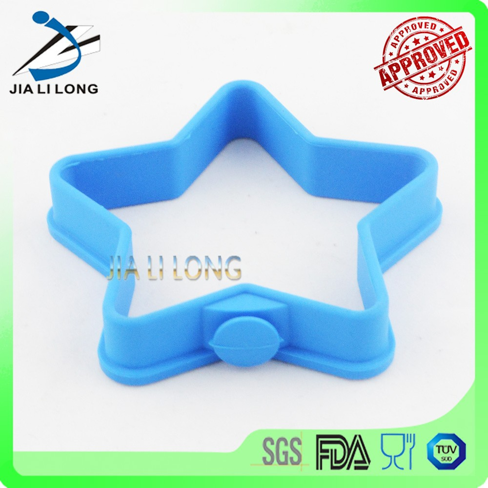 hot sale durable silicone fried egg mold