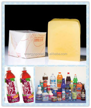 Hot Selling FDA auditted hot melt glue Adhesive for Packaging Sealing