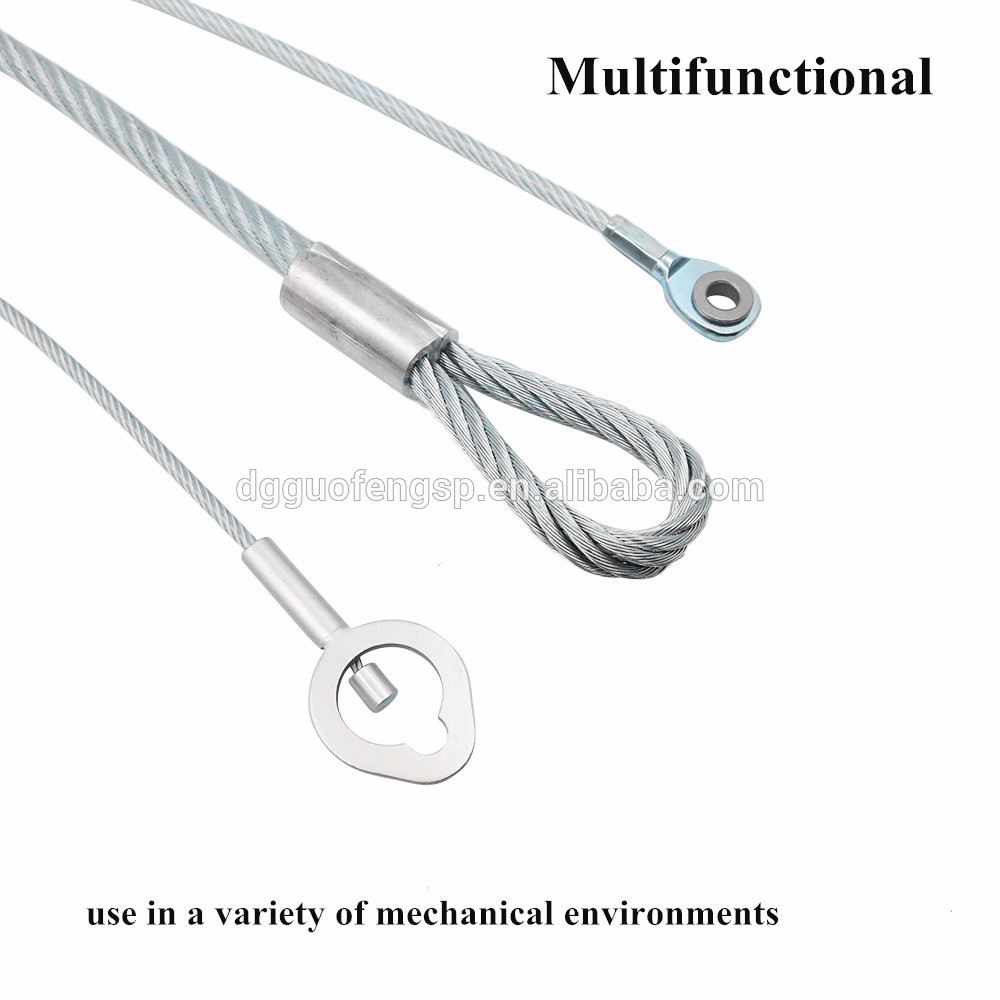 Attractive Wire Rope Cable Assemblies Illustration - Electrical ...