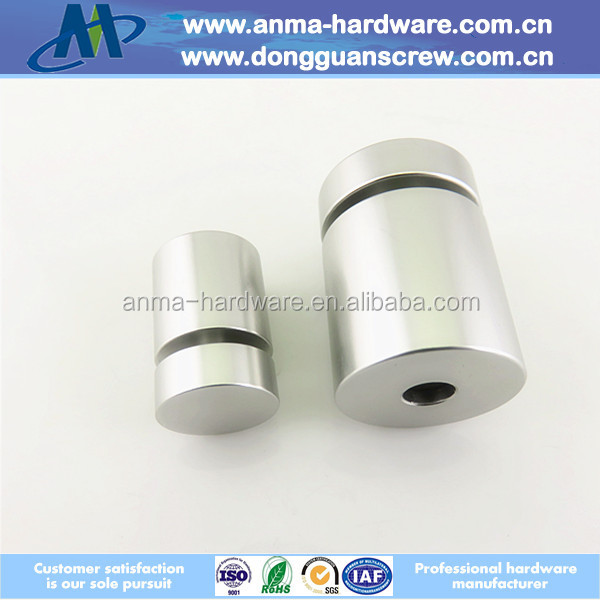 Aluminum Alloy Glass Standoffs Spacer Made In China
