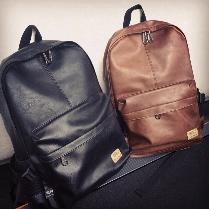 Designer Backpacks for Men Our selection of backpacks for men are more than practical. Be it Saint Laurent's bags, Demna Gvasalia's Balenciaga goods or Gucci's no-detail-spared designs, there's something to suit your individual style.