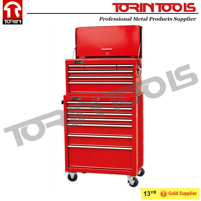 Cheap Multi Automative Storage Metal Steel Tool Box With Drawers