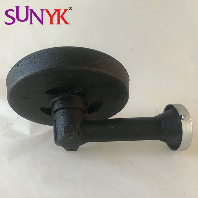 Cast iron commercial gas burner