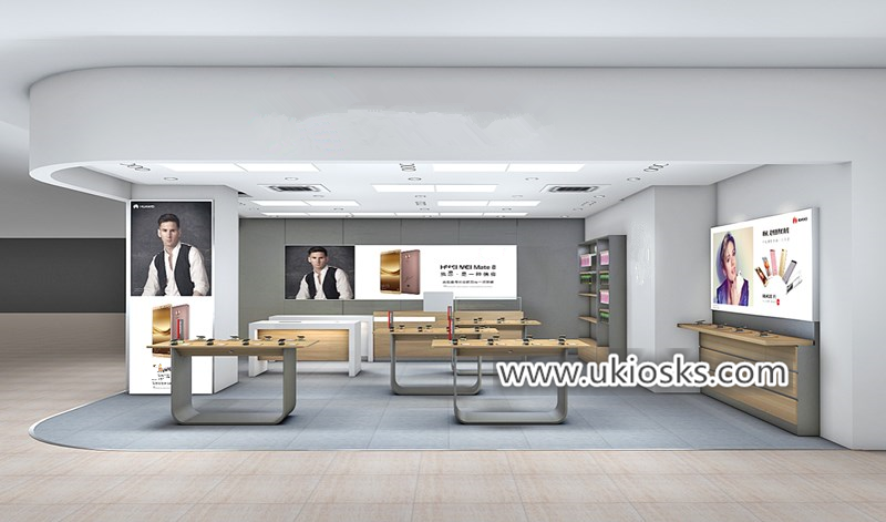 electronic laptop store furniture