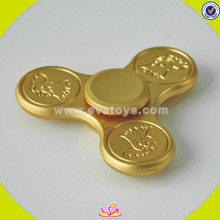 wholesale EDC hand spinner anti stress hands finger gyroscope spinners fidget toy W01A259