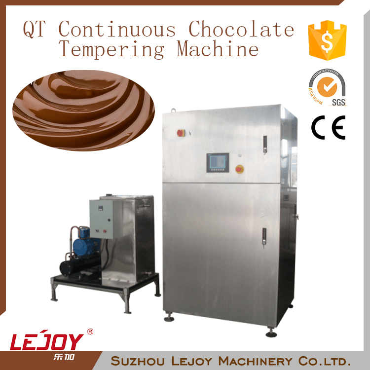 Professional Commercial Machine Used Chocolate Tempering