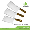 Nice Balance 8/9/10-Inch Knife Set Stainless Steel Kitchen Butcher Knife