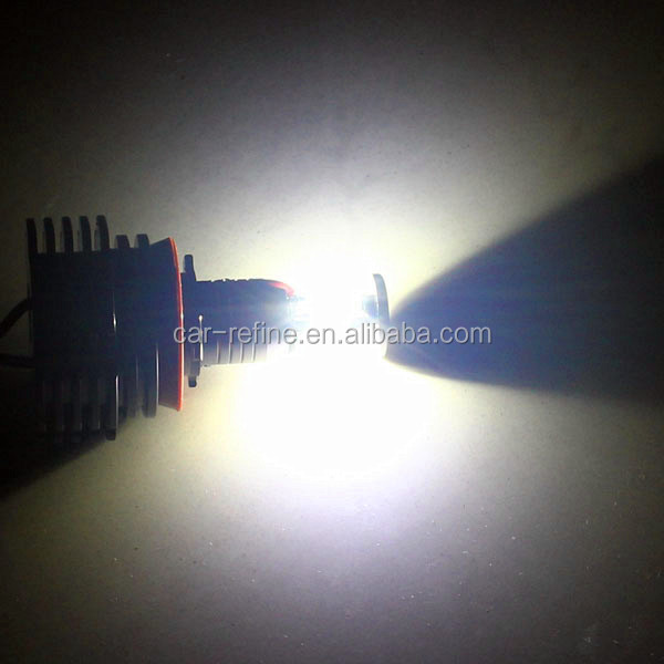40w led Led marker headlight lamp Canbus for BMW h8 e92 LED Angel eyes for BMW E90 X5 E71 X6 E82 M3 E60 E70 car led angel eyes