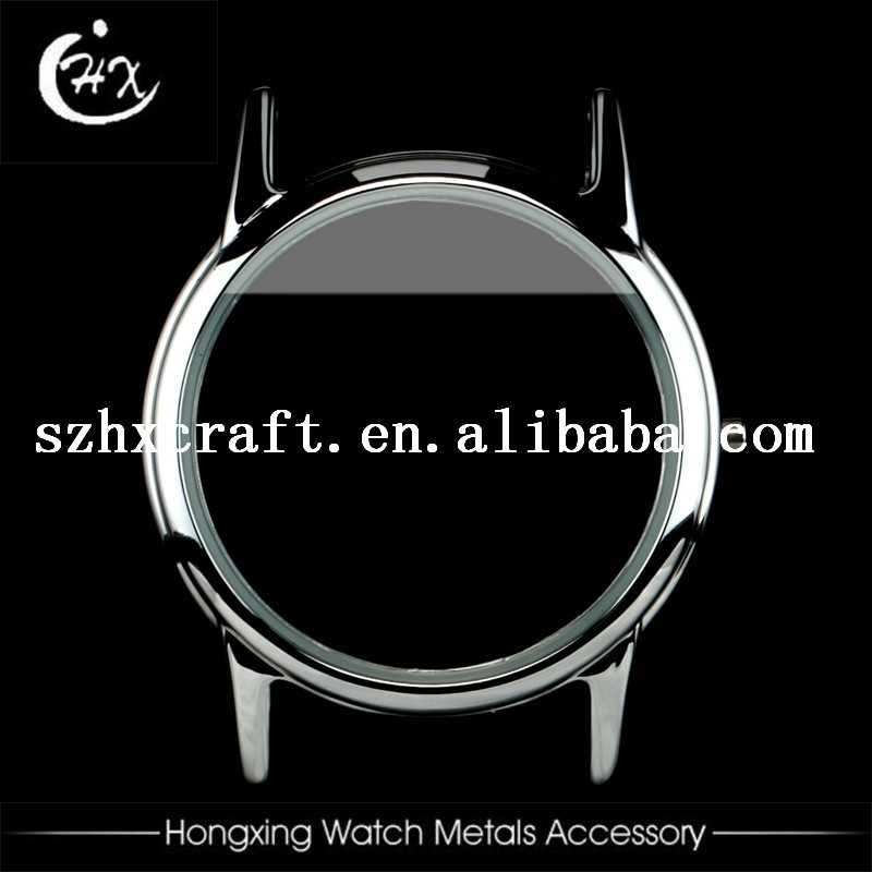 Chinese watch case factory Shenzhen Bao'an Dalang Hongxing Watch Metals Accessory Factory