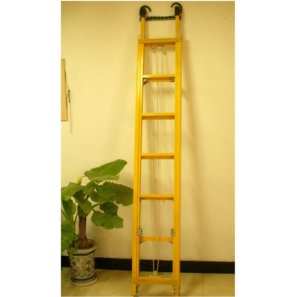 2016 Hot sale High strength fiberglass telescopic ladder parts