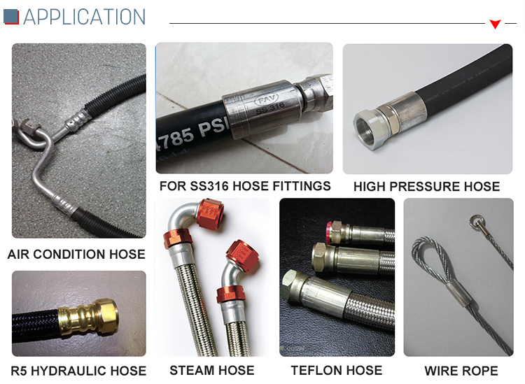 1sn High Pressure Oil Hose Standard Gates 10mm Hydraulic Hose