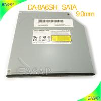 replacment for DA-8A6SH15B 9.0mm super slim laptopp DVD-RAM 8X DVD RW DL Writer 24X CD-RW Burner Optical Drive