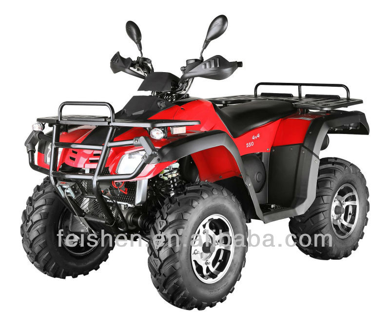 Feishen 4x4 ATV for farm use shaft drive ATV 600cc street legal UTV (FA-K550)