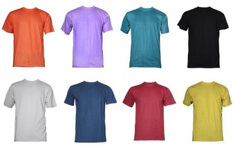 ec33b14974cf54 Mens big and tall Clothing city trends Clothes T shirt Curved hem Tee plain  color Extended