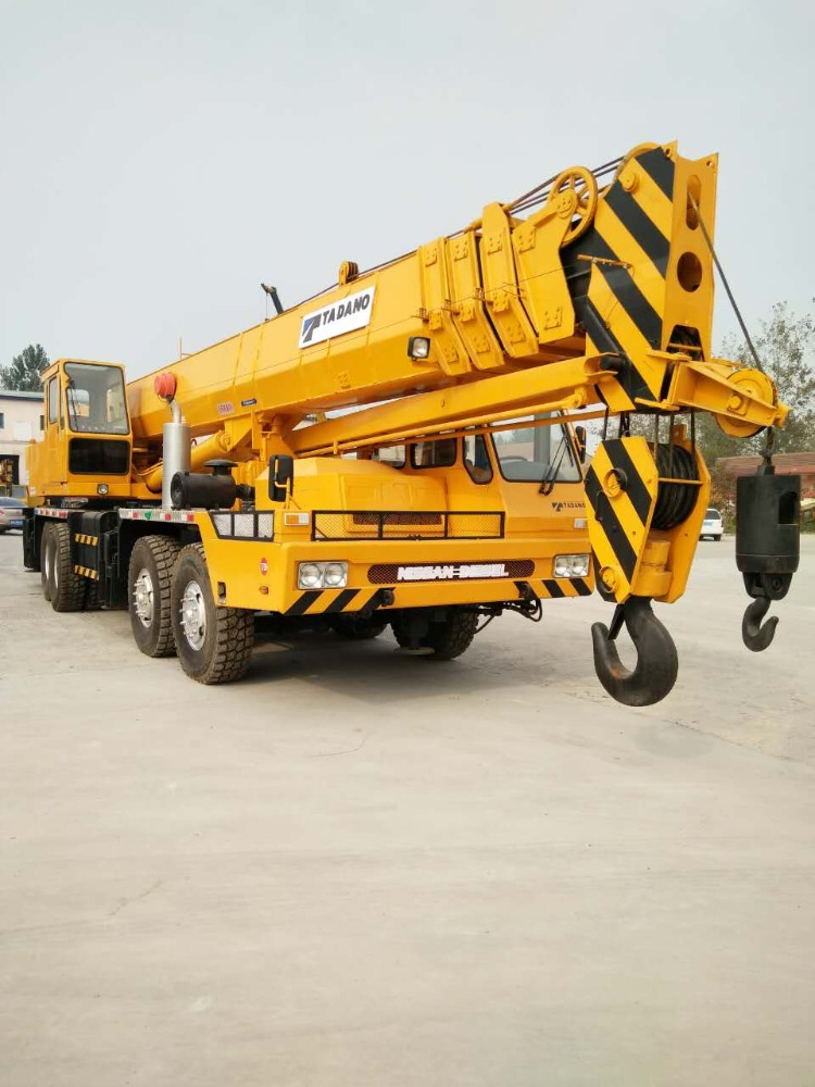 High Quality 80 ton japan crane used tadano truck crane for Sale