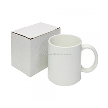 Hot Sales 11oz Inner Color Ceramic Mug For Sublimation Whosale Blanks Mug