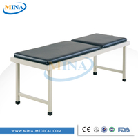 MINA-ZC1 powder coated steel examination medical tilt table for clinic