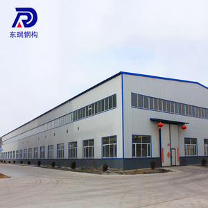 Modern design metal structure buildings light steel structural warehouse