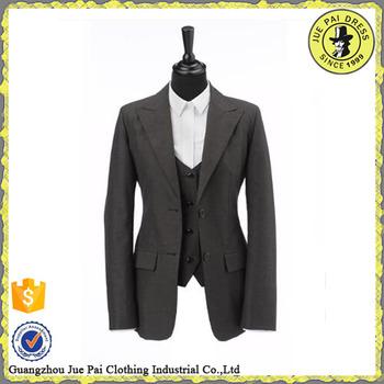 Ladies Formal Office Uniform Two Pieces Long Skirt Suit - Buy ...