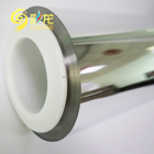 Supply PET Metallized film & Silver Aluminum PET film Low OVTR and WVTR for building material or food packaging & decoration