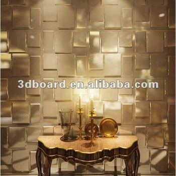 metal wall covering building interior decoration metal wall panel with embossed design