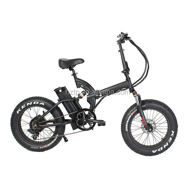 2018 new product 20 inch off road folding fat tire bike israel fat <strong>bicycle</strong>