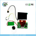 7.0 inch TFT LCD advertising screen video player module on sale