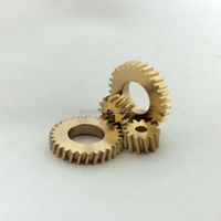 Rapid prototype machining services / customized gear and worm gear / stainless steel aluminium high demand gear