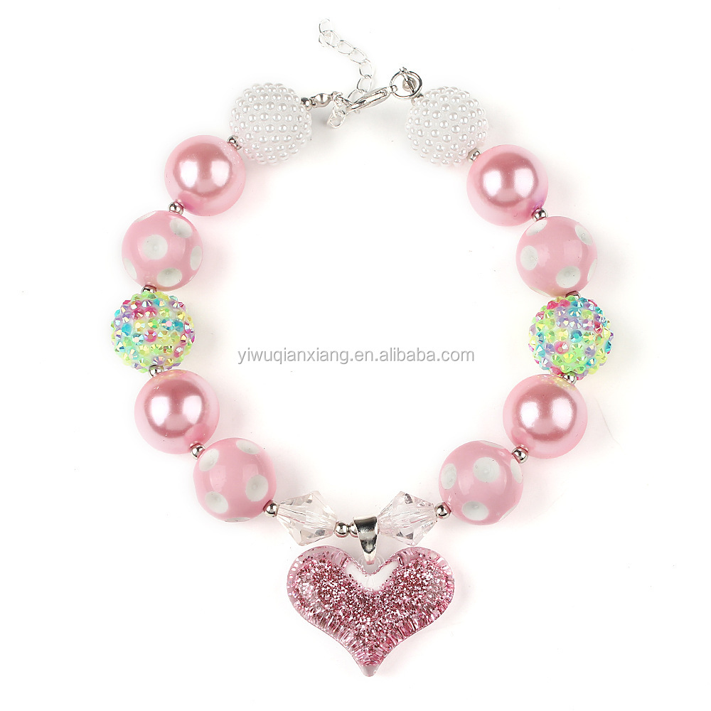 manufacturer chunky necklace bubblegum chunky