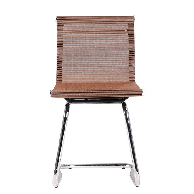 SIMPLE low back breathable mesh ergonomic fixed swivel bow office computer chair without wheels  sc 1 st  Alibaba & Buy Cheap China chair without back Products Find China chair ...