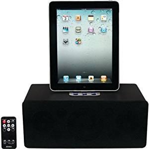 JENSEN JiPS-290i iPad(R)/iPhone(R)/iPod(R) Universal Docking Speaker Station