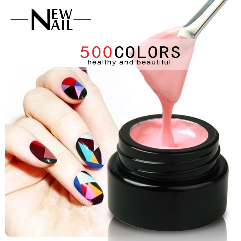 No Brand Name Best Nail Gel Uv 5ml Uv Gel In Jar Buy Uv Color Gel 5ml Uv Gel Jar Best Uv Nail Gel Product On Alibaba Com