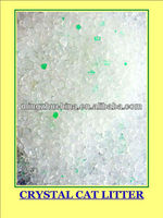 low dust silica gel cat litter/cat toilet sand