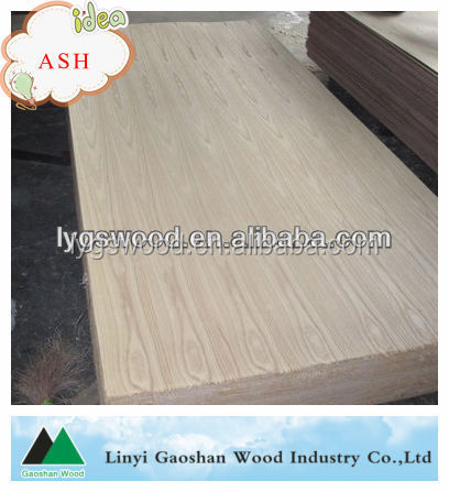 red oak fancy plywood and MDF with high quality