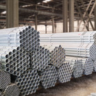 Chinese round steel tubes pre galvanized diameter 250mm steel pipes