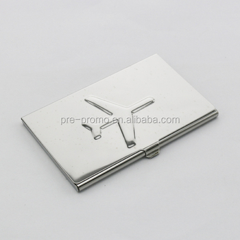 Metal Airplane Design Business Card Holder Buy Business Card