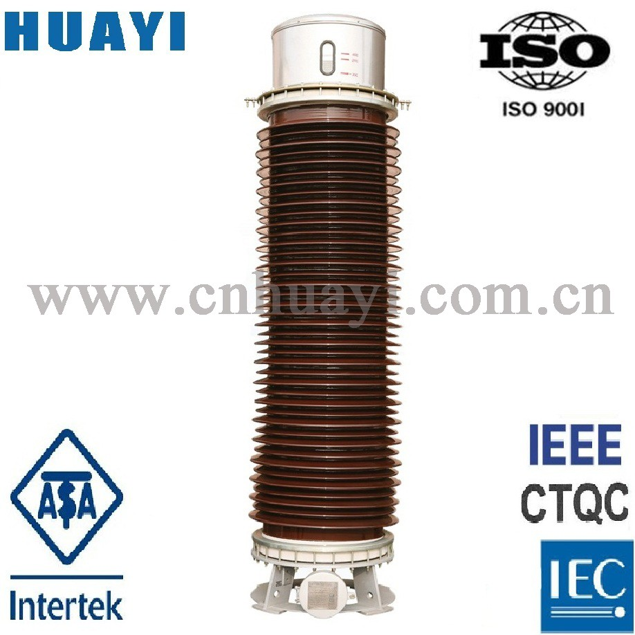 Price 245kv oil inductive outdoor potential transformer