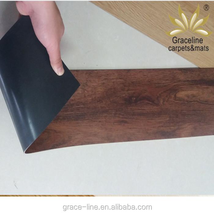 Maggiore qualit vinile plancia pavimenti in legno tappeto for Piastrelle in vinile