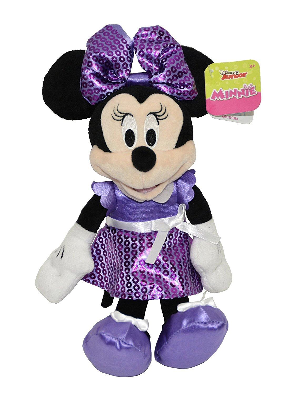 2 items Disney Junior Cuckoo Loca 9 Plush AND Disney Junior Fifi 7 Plush by Disney Bundle
