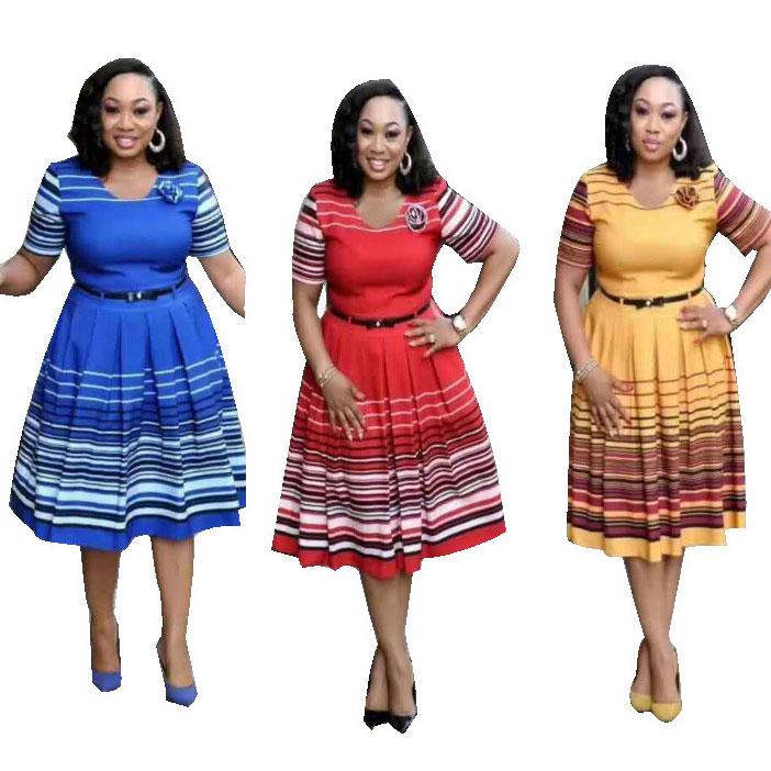 90428-MX37 fashion 2019 new design elegant office lady beautiful dresses фото
