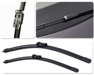 Wholesale Silicone Wipe Away windshield Wiper Blade with 14- 26""