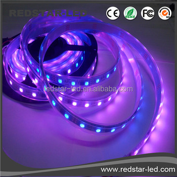 rigid led strip light indoor outdoor light strip illusion full color